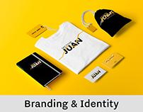 BRANDING: Section Juan NPO Rebrand