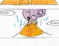 Egg White Minicomic