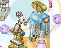 Various robot 1