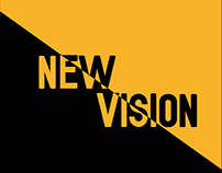 New vision , shop header