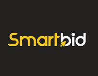 Smartbid. Brand design.