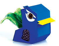 Peacock tissues