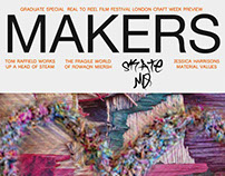 "Makers Magazine Article on ""Skate Mo"""