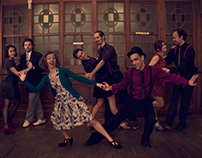 Swing Station - School of Vintage Dances