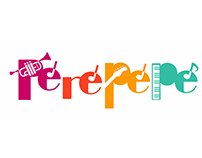 Logo + illustrations for Perepepé, concerts for kids