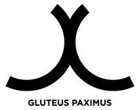 Gluteus Paximus, Premium Bum bag identity.