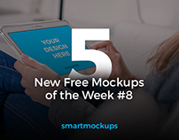 New Mockups of the Week #8
