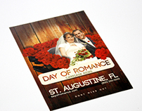 Romantic Carriage Ride - Flyer