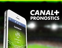 Canal Plus - Pronostics