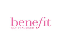 Benefit Cosmetics Stationary