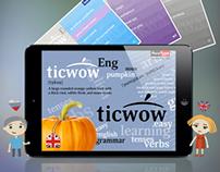 Ticwow Eng mobile app