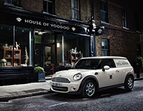 MINI Clubvan - For special deliveries