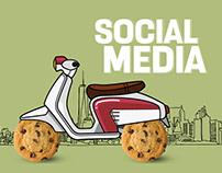 Social Media   Salad Manis