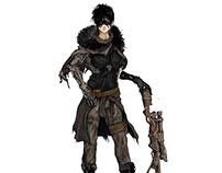 Character Design: Nox