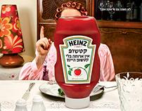 Heinz ketchop ad