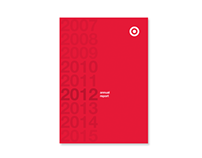 Target Annual Report Design (Student Work)