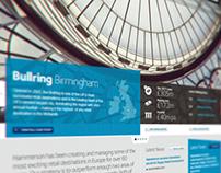 Hammerson Website