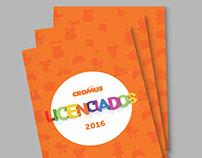 Catálogo Licenciados Cromus
