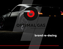 Optimal Gaz Brand Re-design