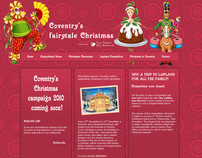 Coventry's Fairytale Christmas - Website