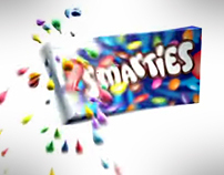 Smarties: Show me Your Colours