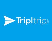 TriplTrip / Web design