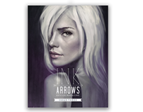 ISSUE THREE - Ink & Arrows