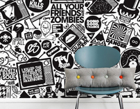 Wall Murals/Wallpapers 2010