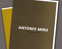 ANTONIO MIRO Photobook