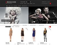Dresscode, OpenCart Premium Fashion Store Theme
