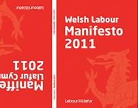 Welsh Labour/Llafur Cymru 2011 Manifesto