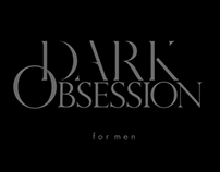 Calvin Klein Dark Obsession // Craig Ward