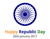 Happy Republic Day India 2017
