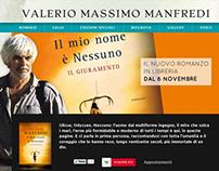 www.valeriomassimomanfredi.it