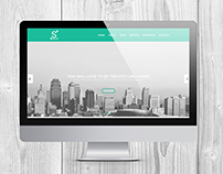 Signals - One Page Template