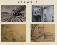 ESQUISSES CROQUIS MAIN