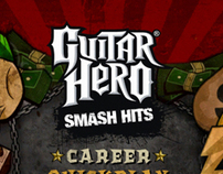 Guitar Hero - Smash Hits