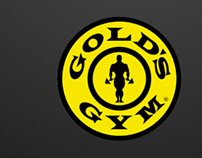 Golds Gym - Golden Trainer