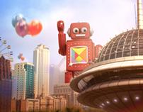 TVC 'Shanghai Playground'