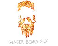 Ginger beard guy