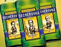 Becherovka Collector's Limited Edition, Part I