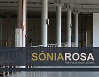 SÓNIA ROSA | PORTFÓLIO ARQUITECTURA
