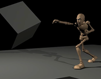 3D Animation- Character Action