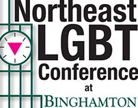 2011 Northeast LGBT Conference branding