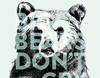 BIG BEARS DON'T CRY