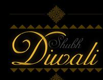 Shubh Diwali - Lotus Invite