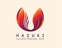 HAZUKI . Autumn Festival 2018