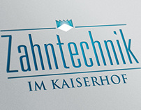Corporate Identity: Zahntechnik im Kaiserhof