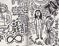 Sketchdump Vol. II