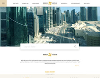 SEDCO-website redesign concept